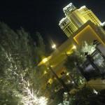 VEGAS -- NIGHT -- MY POV